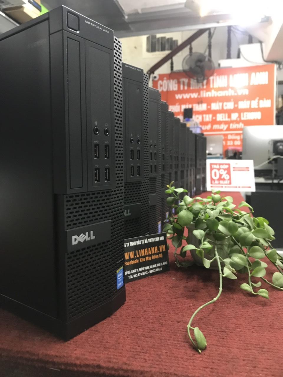 Dell Optiplex XE2 (Cấu hình 1)