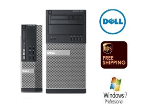 Barebone Dell Optiplex 7010/9010