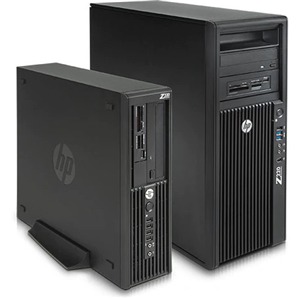 Barebone HP workstation Z220