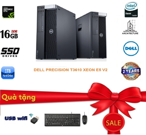 Dell Workstation T3610 (10)