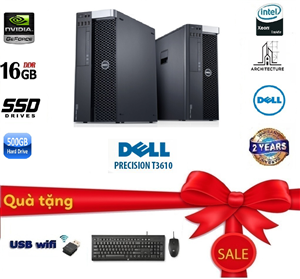 Dell Workstation T3610 (Cấu hình 5)