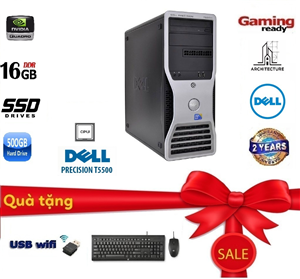 Dell Workstation T5500 (09)