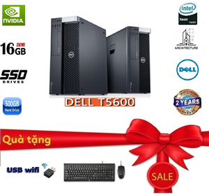 Dell Workstation T5600 (Cấu hình 3)