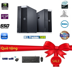 Dell Workstation T5610 (Cấu hình 3)