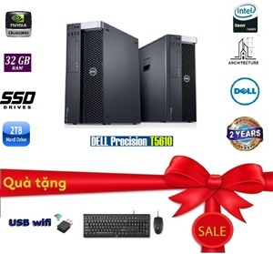 Dell Workstation T5610 (Cấu hình 4)