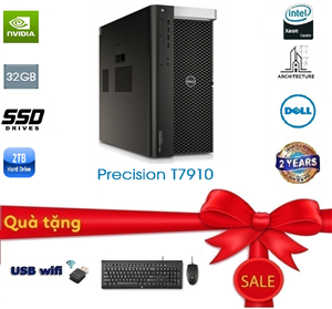 Dell Workstation T7910 (10)