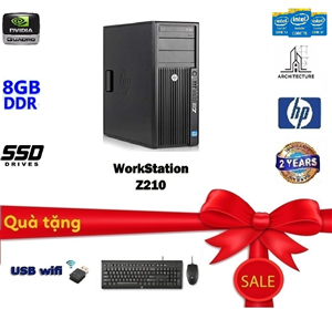 HP Workstation Z210CMT (03)
