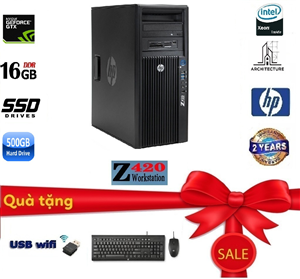 HP Workstation Z420 (05)
