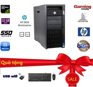 HP Workstation Z820 (09)