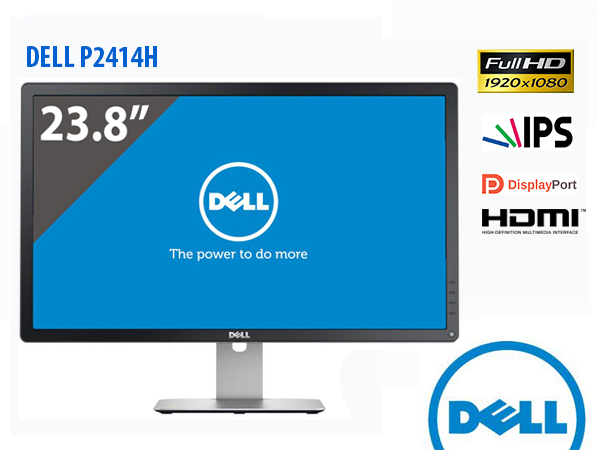 LCD Dell P2414H 24