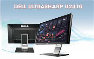LCD Dell Untrasharp U2410 24